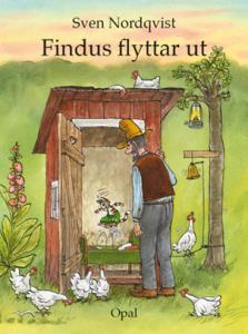 Findus flyttar ut, Nordqvist 2012, oversatt til norsk og dansk