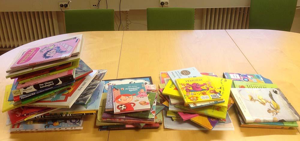 Bilderesultat for barnelitteratur i barnehagen