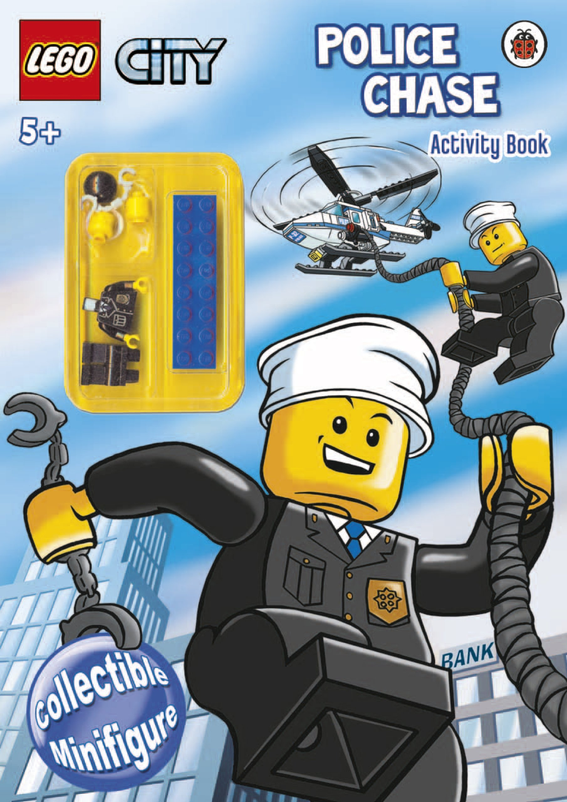 Lego City Stopp tyven, Marcin Palasz, Cappelen Damm 2011
